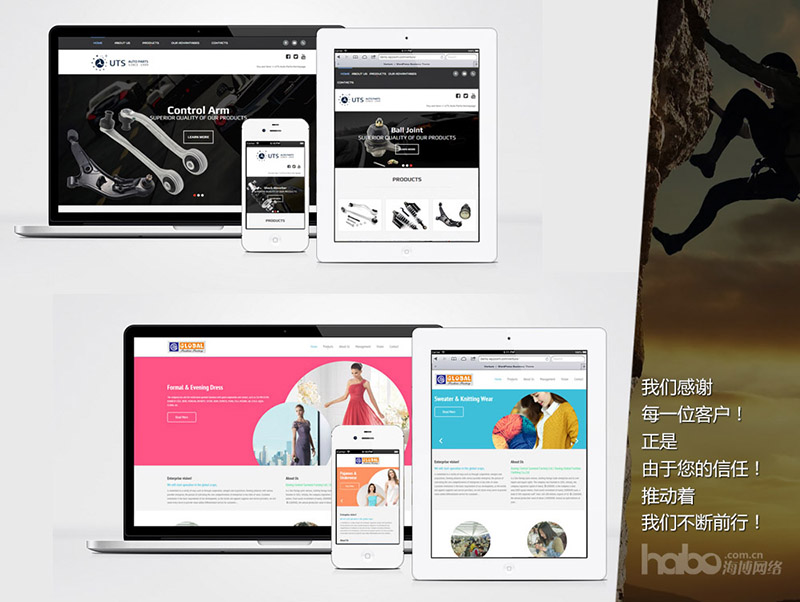 Html5 Responsive Website Design, HB-1001